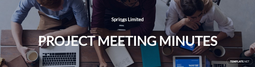 Free Project Meeting Minutes Template.jpe