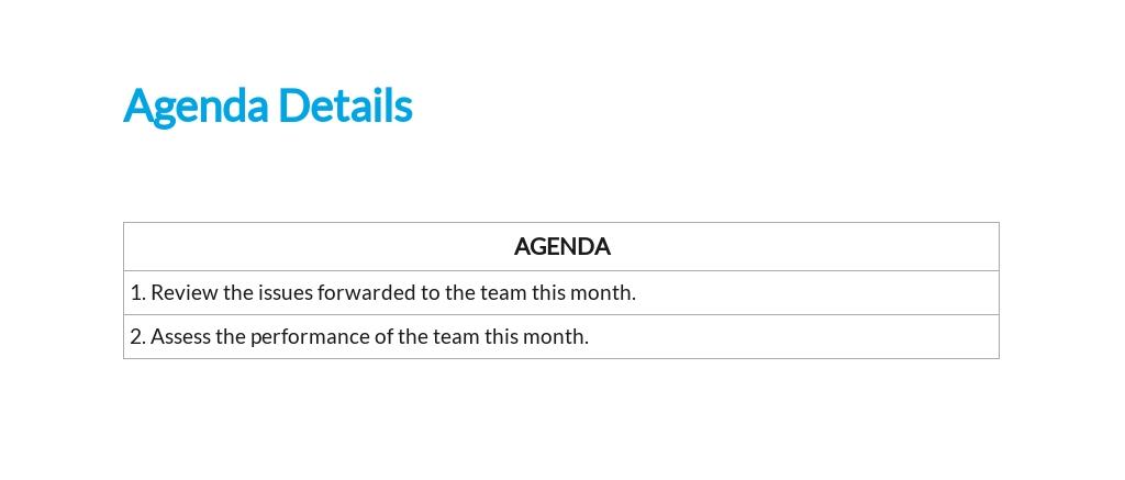 Free Sample Staff Meeting Minutes Template 2.jpe