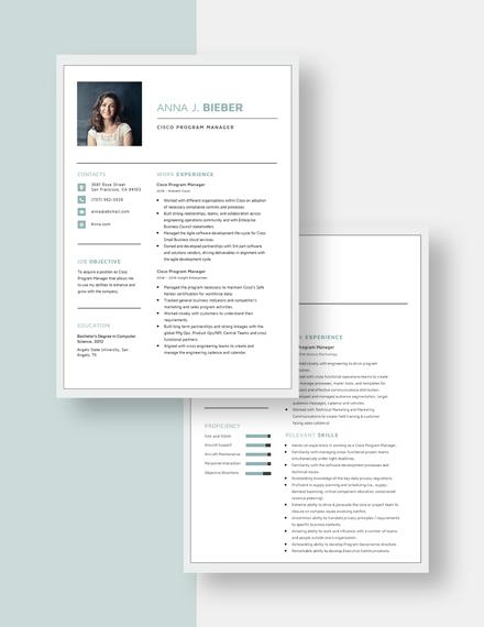Cisco Program Manager Download