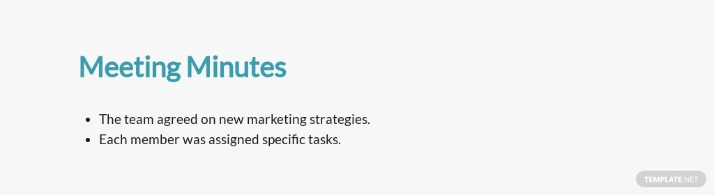 Free Sample Business Meeting Minutes Template 3.jpe