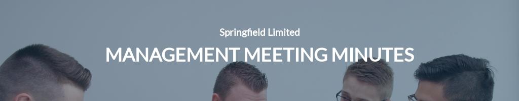 Free Sample Minutes of Meeting Template.jpe