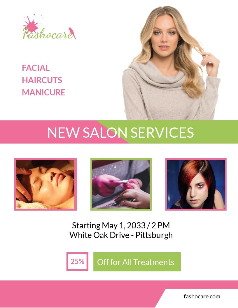 Fashion Salon Flyer Template.jpe