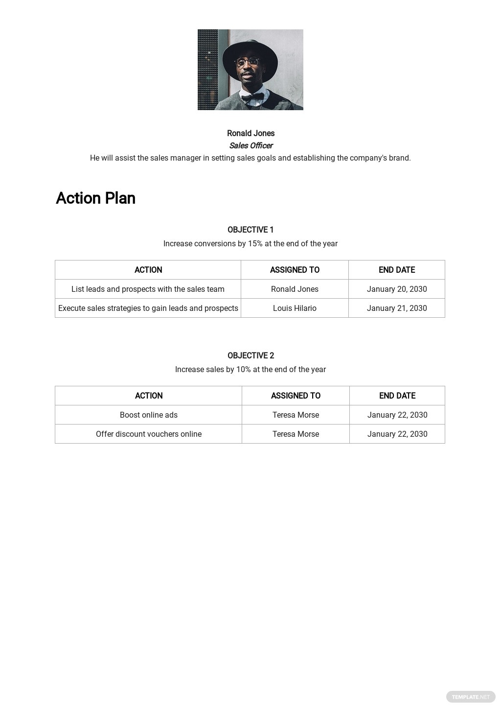 Business Sales Action Plan Template 2.jpe