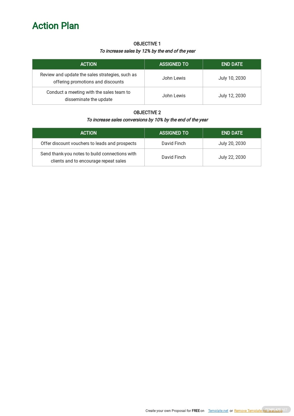 Yearly Sales Action Plan Template 2.jpe