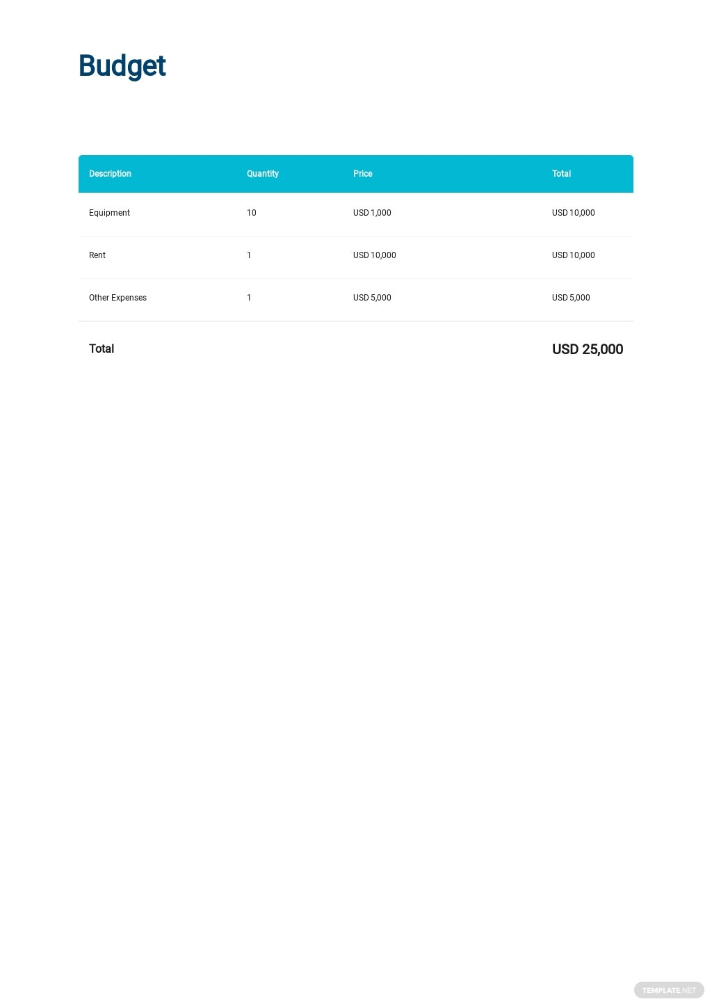 Free Sample Sales Plan Template 5.jpe