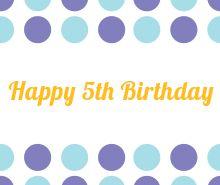 Free Birthday Address Label Template