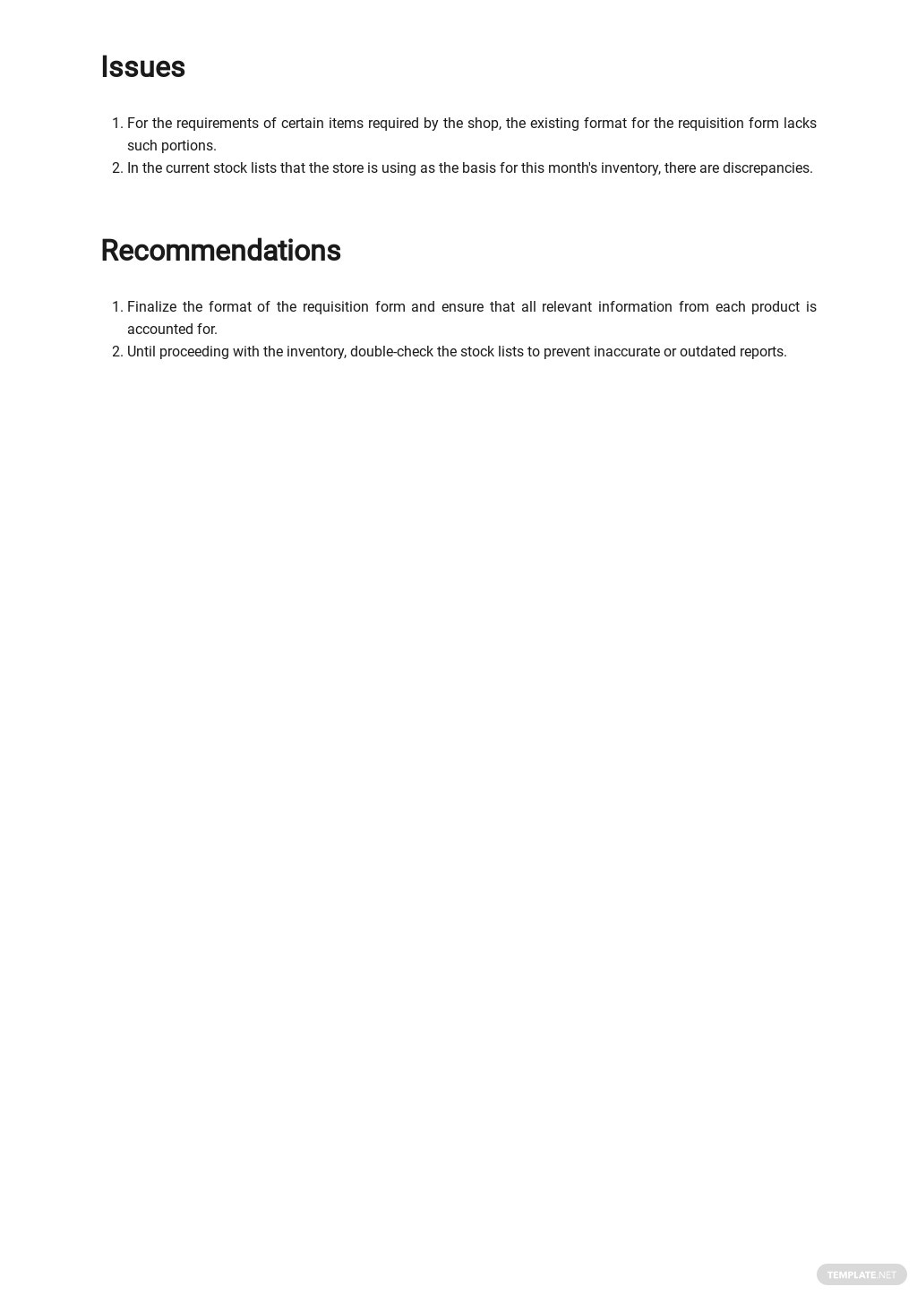 Free Daily Work Report Template 2.jpe