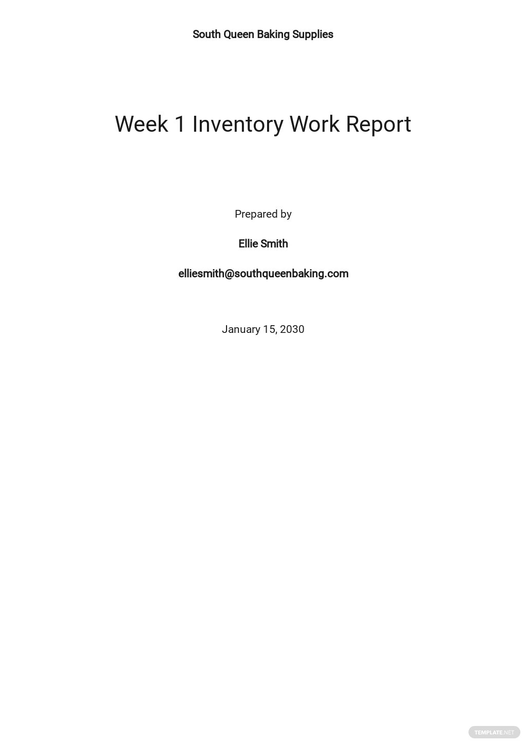 Free Daily Work Report Template.jpe