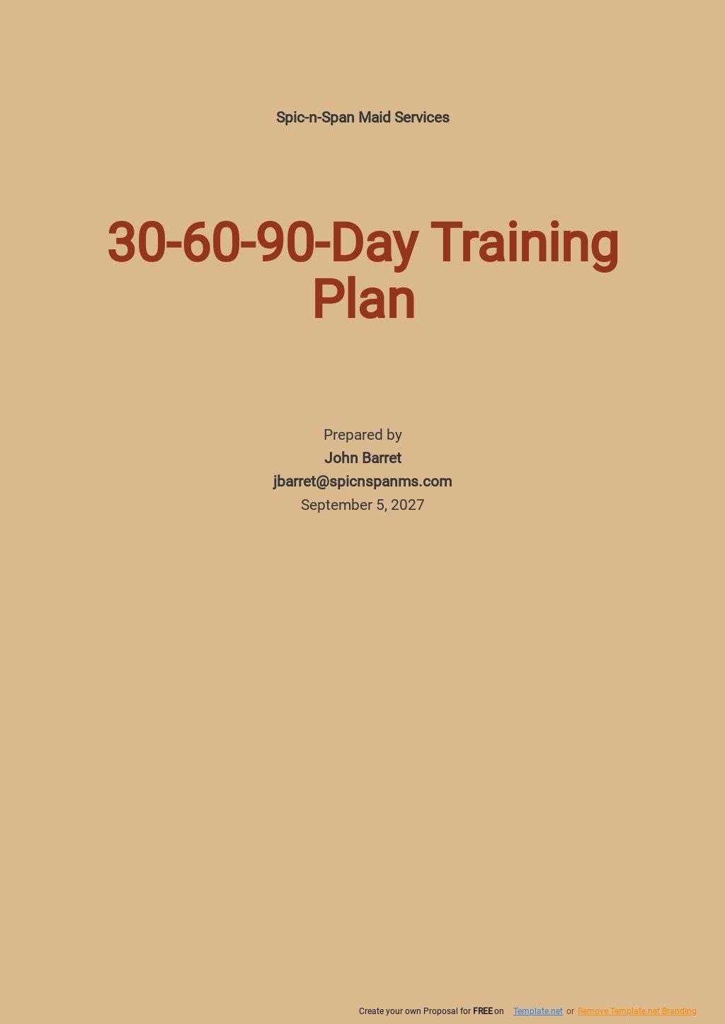 30 60 90 Day Training Plan Template.jpe
