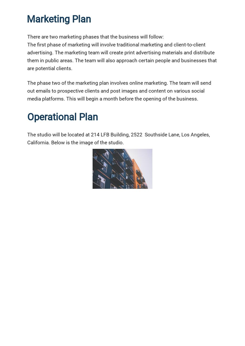 Blank Business Plan Template 4.jpe