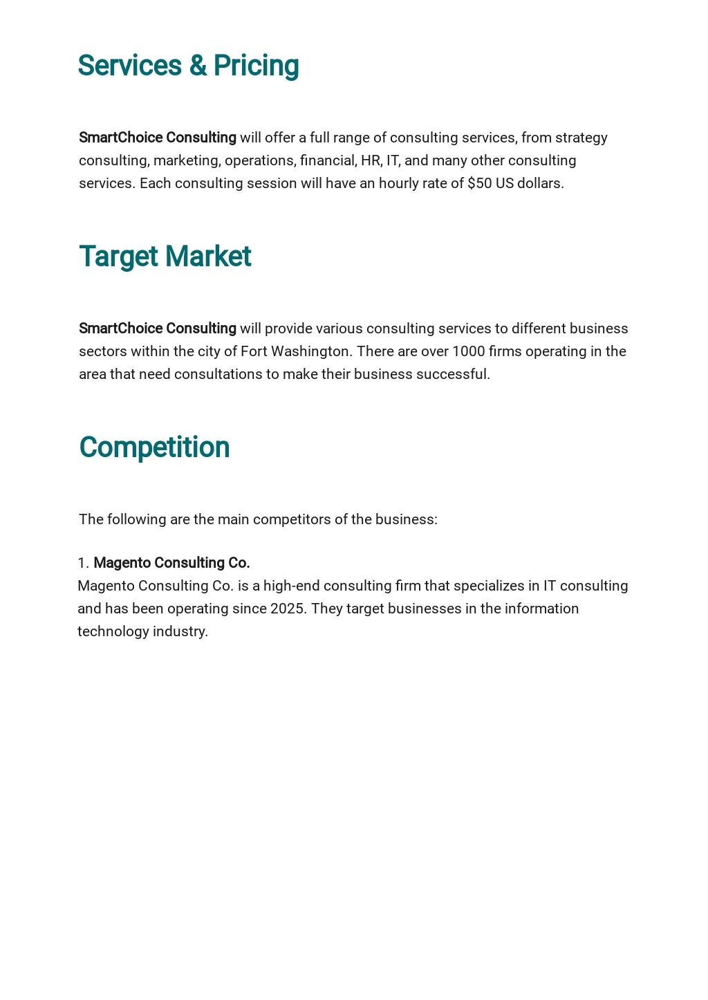 Business Plan Format Template 2.jpe