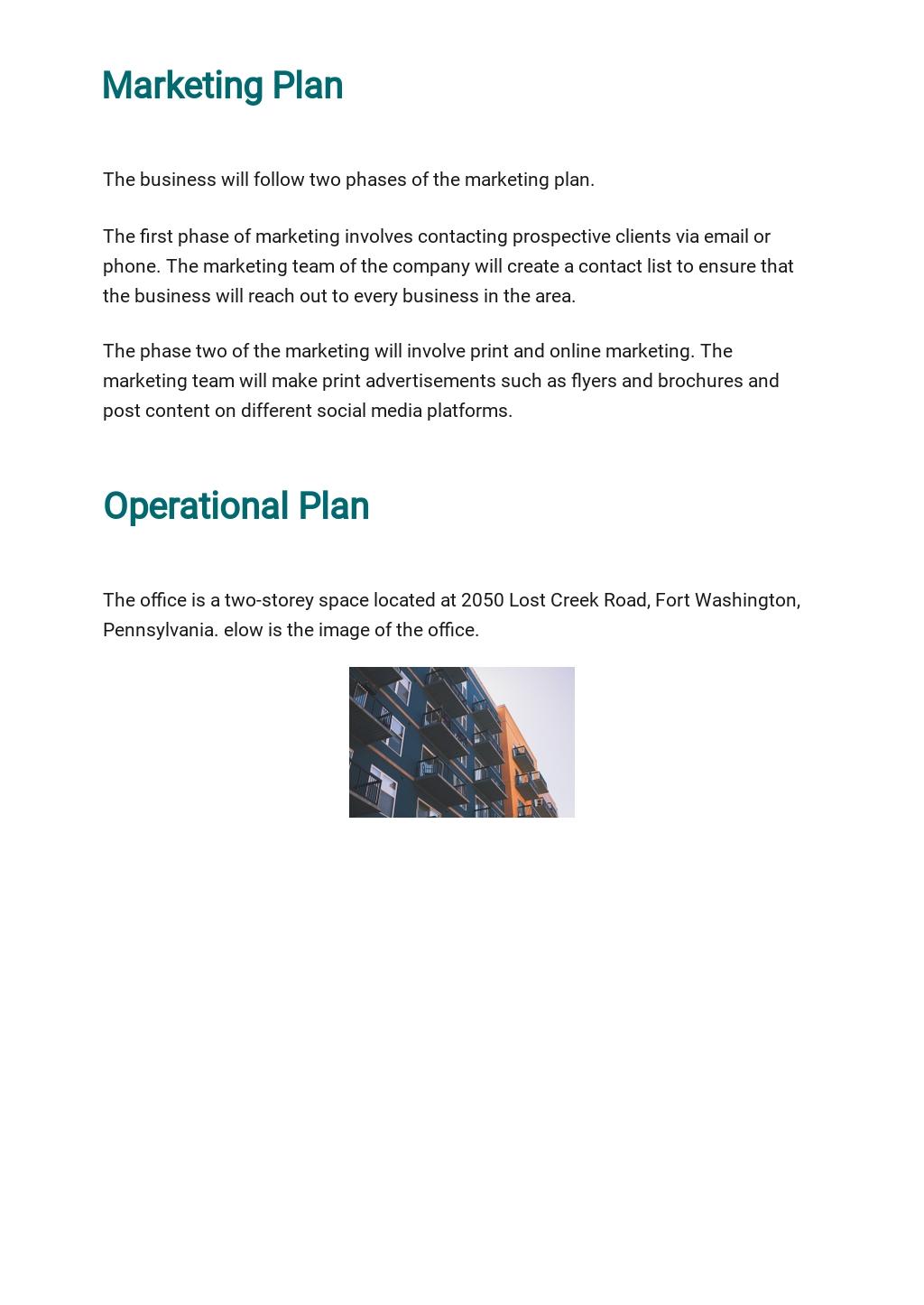 Business Plan Format Template 4.jpe