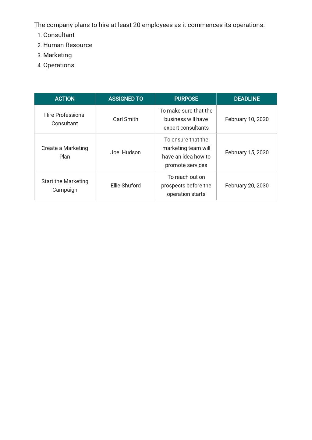 Business Plan Format Template 5.jpe