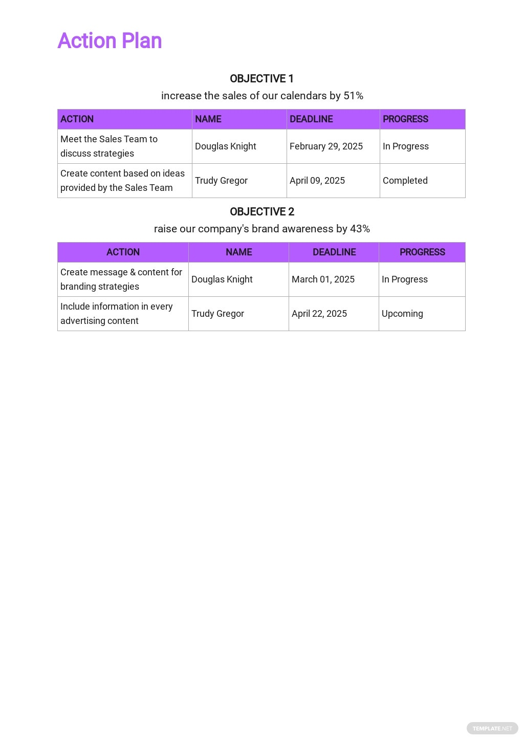 Calendar Marketing Plan Template 5.jpe