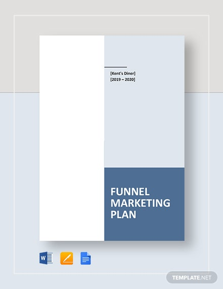Funnel Marketing Plan
