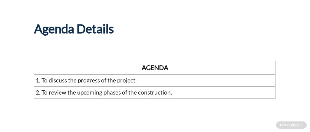 Free Construction Company Meeting Minutes Template 2.jpe