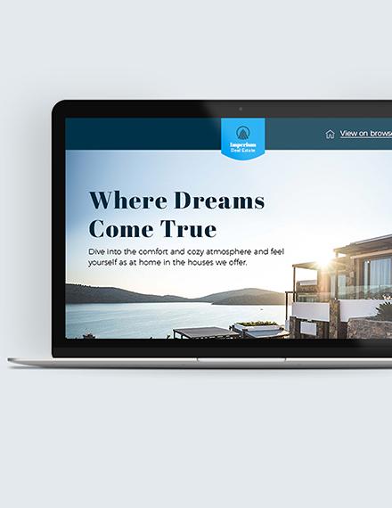 Real Estate Newsletter Download