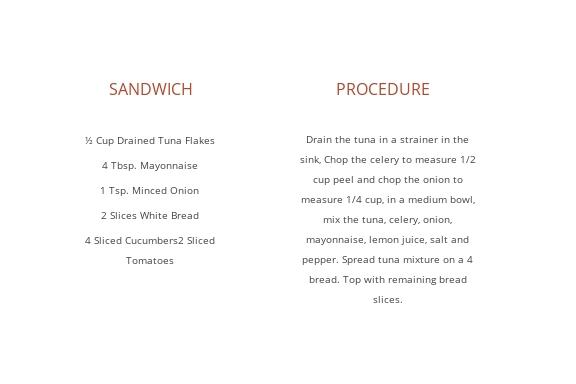 Sandwich Recipe Card Template 1.jpe