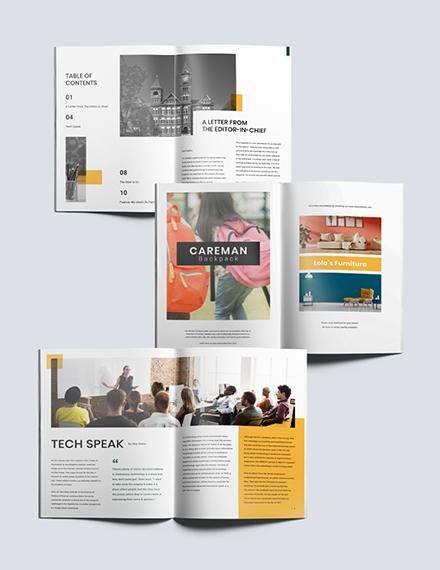 Basic School Magazine Download