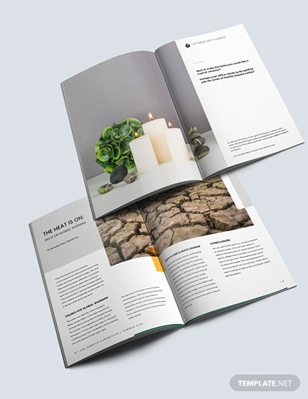 Sample Basic School Magazine