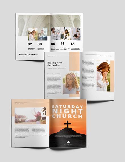Church Magazine Download