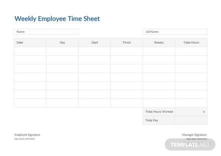 Employee Information Form Template | Free Templates
