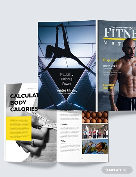 Customise Fitness Magazine