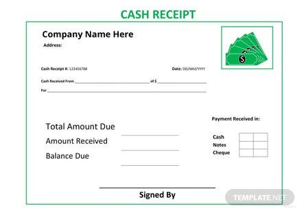 Cash Sales Receipt Template cash sale receipt format narrafy design ...