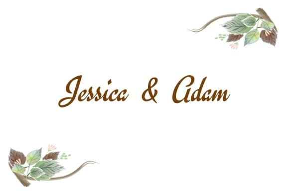 Fall Wedding Place Card Template.jpe