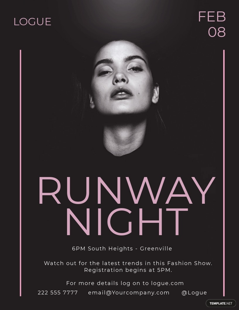 Fashion Night Flyer Template.jpe