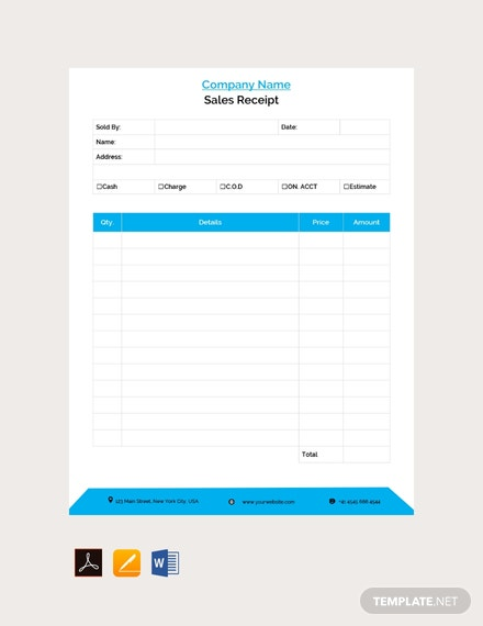 Free-Sales-Receipt-Template