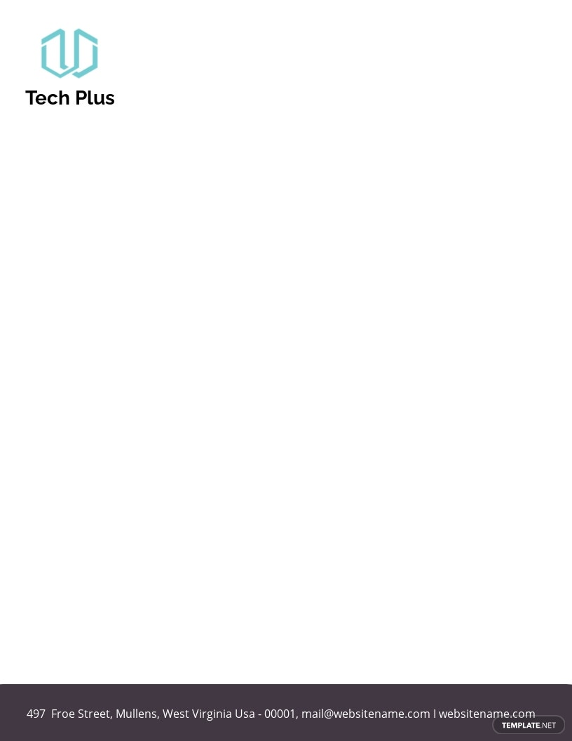 Free Startup Business Letterhead Template