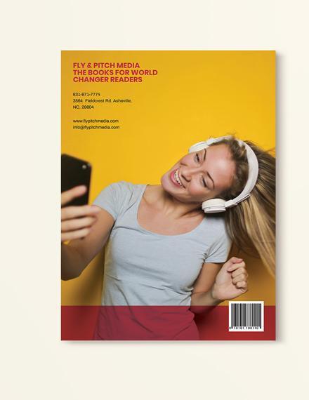Customise Editable Music Magazine
