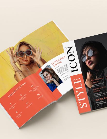 Campaign Fashion Magazine Download