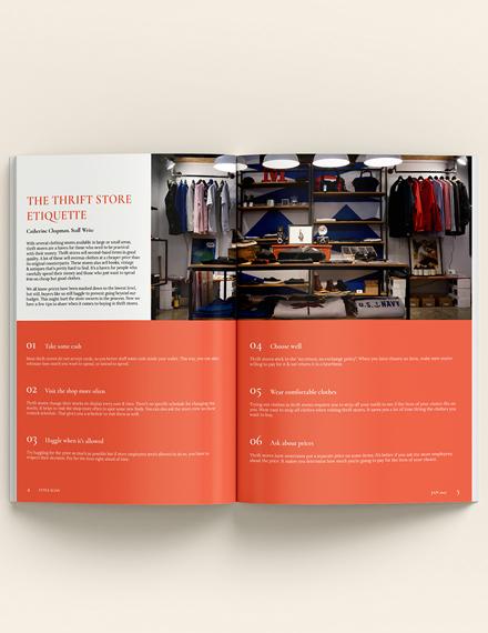 Format Campaign Fashion Magazine
