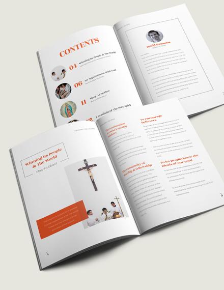 Catholic Church Magazine Download