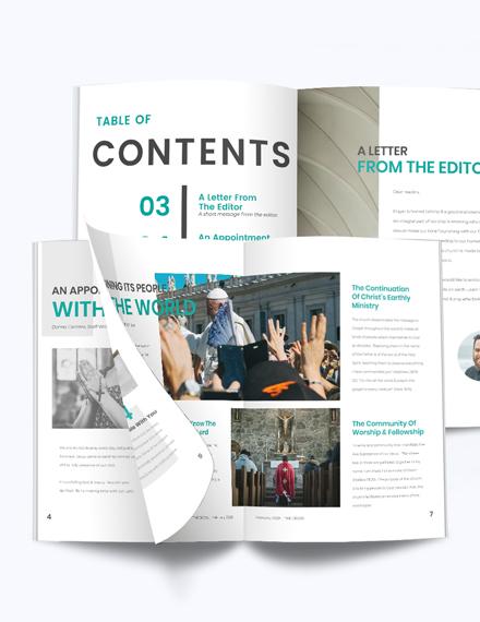 Download Church Mission Magazine