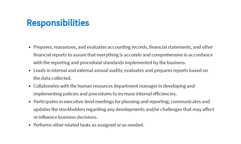 Free Payroll Accountant Job Description Template 3.jpe