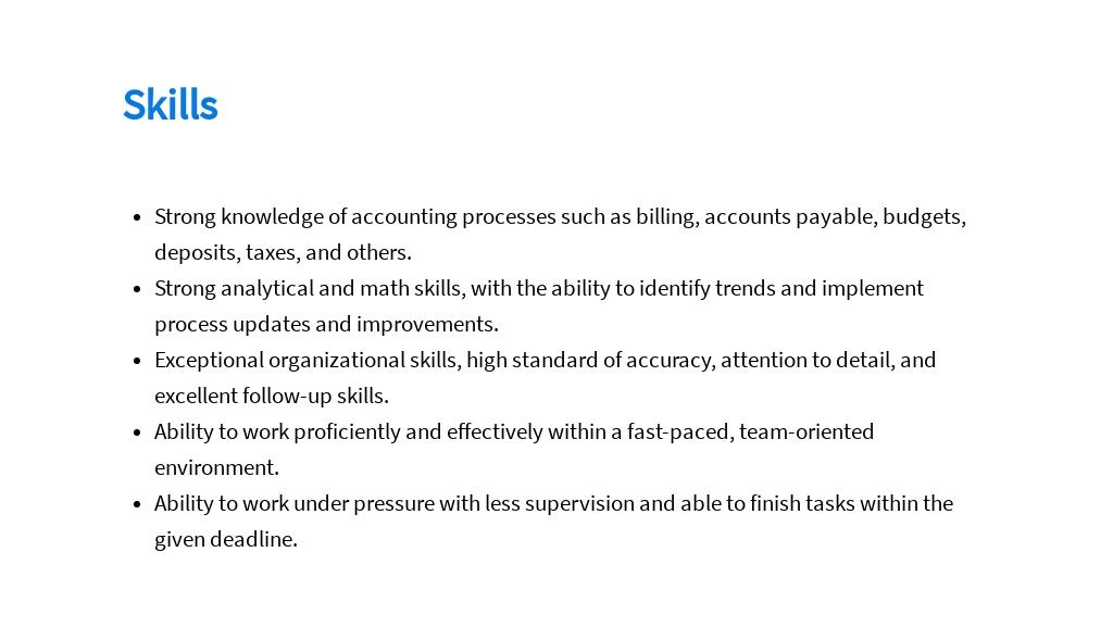Free Payroll Accountant Job Description Template 4.jpe