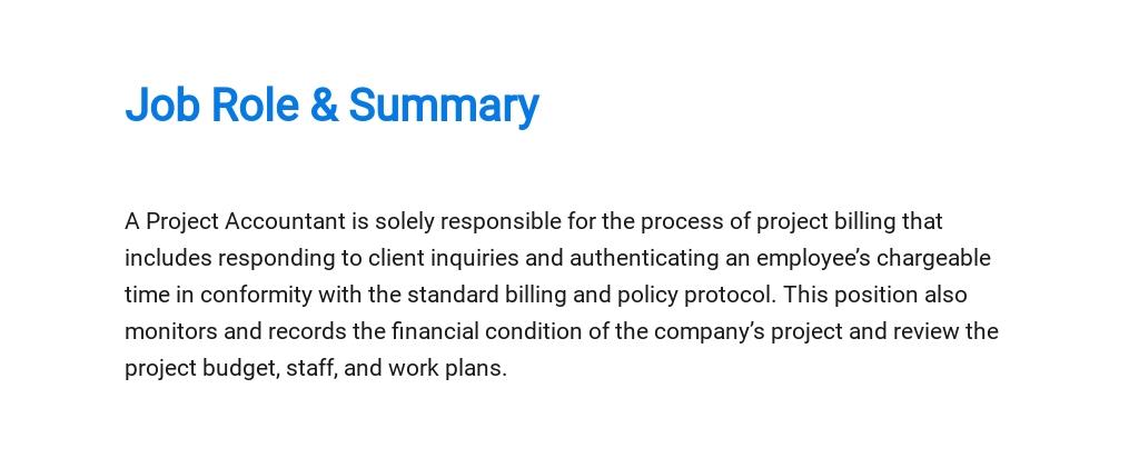 Free Project Accountant Job Ad/Description Template 2.jpe