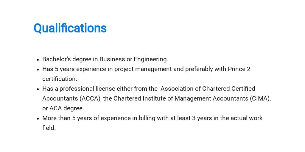 Free Project Accountant Job Ad/Description Template 5.jpe