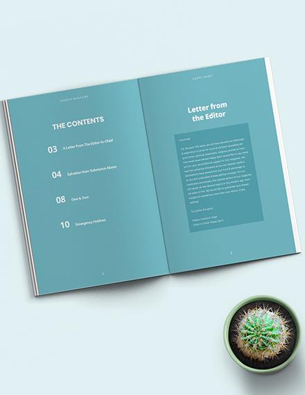 Download Basic Church Magazine