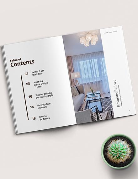 Download Basic Interior Design Magazine