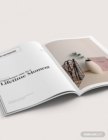 Sample Basic Interior Design Magazine