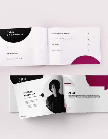 Download Graphic Design Portfolio