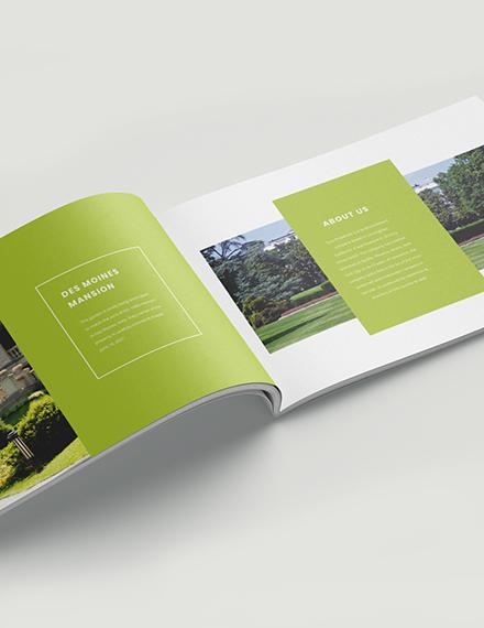 Simple Landscape Portfolio