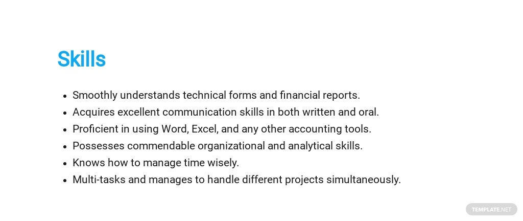 Free Staff Accountant Job Ad/Description Template 4.jpe