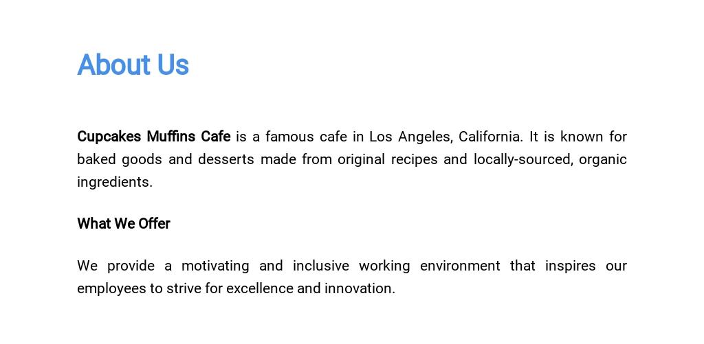 Free Cafe Cashier Job Description Template 1.jpe