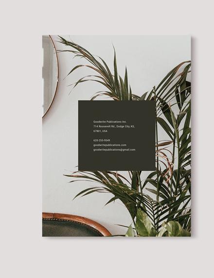 Sample Commercial Interior Design Magazine