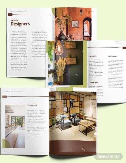 Creative Interior Design Magazine Download